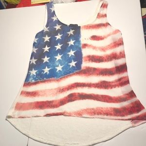 Venus 4th of July sleeveless top